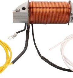 yamaha xt500 power lighting coil 12v 90w for 12v conversions 1078 [ 1600 x 875 Pixel ]