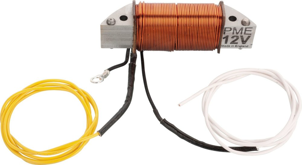 medium resolution of yamaha xt500 power lighting coil 12v 90w for 12v conversions 1078