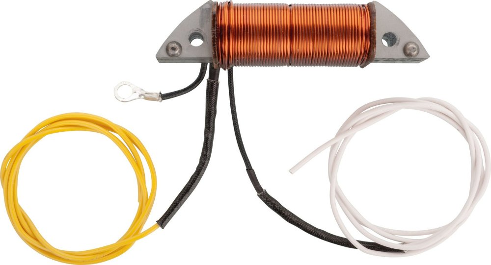 medium resolution of yamaha xt500 power lighting coil 12v 90w replacement for oem xt500 12v coil add on for regulator 50544 41078