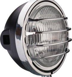 yamaha xt500 tt500 paris dakar replica headlight lamp kit h4 bulb 12v or 6v a 046 [ 1400 x 1600 Pixel ]