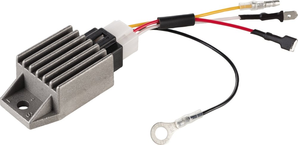 medium resolution of yamaha xt500 plugin regulator rectifier for 12v conversion kit simple to mount requires no modification of wiring loom replaces oem regulator and