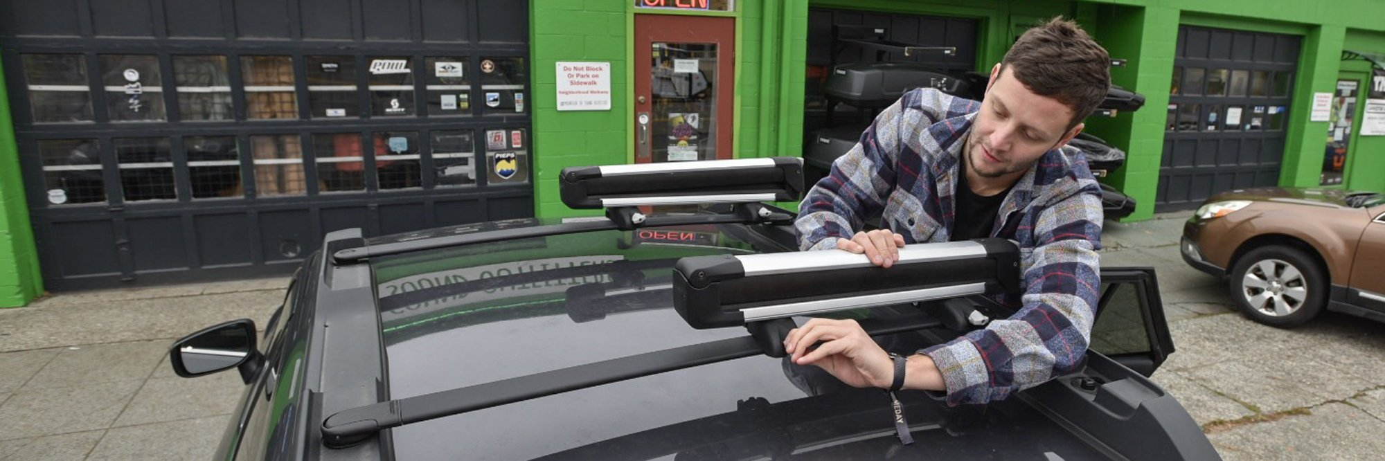 car rack systems for kayaks