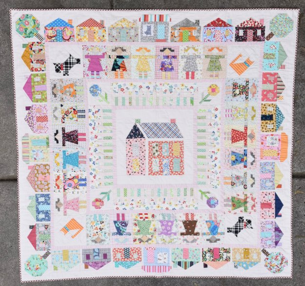 Image result for girl next door quilt