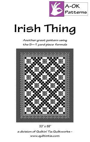5 yard quilt pattern