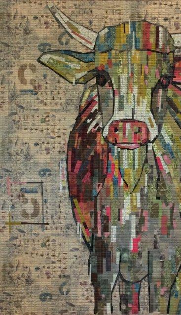Image result for abilene cow quilt