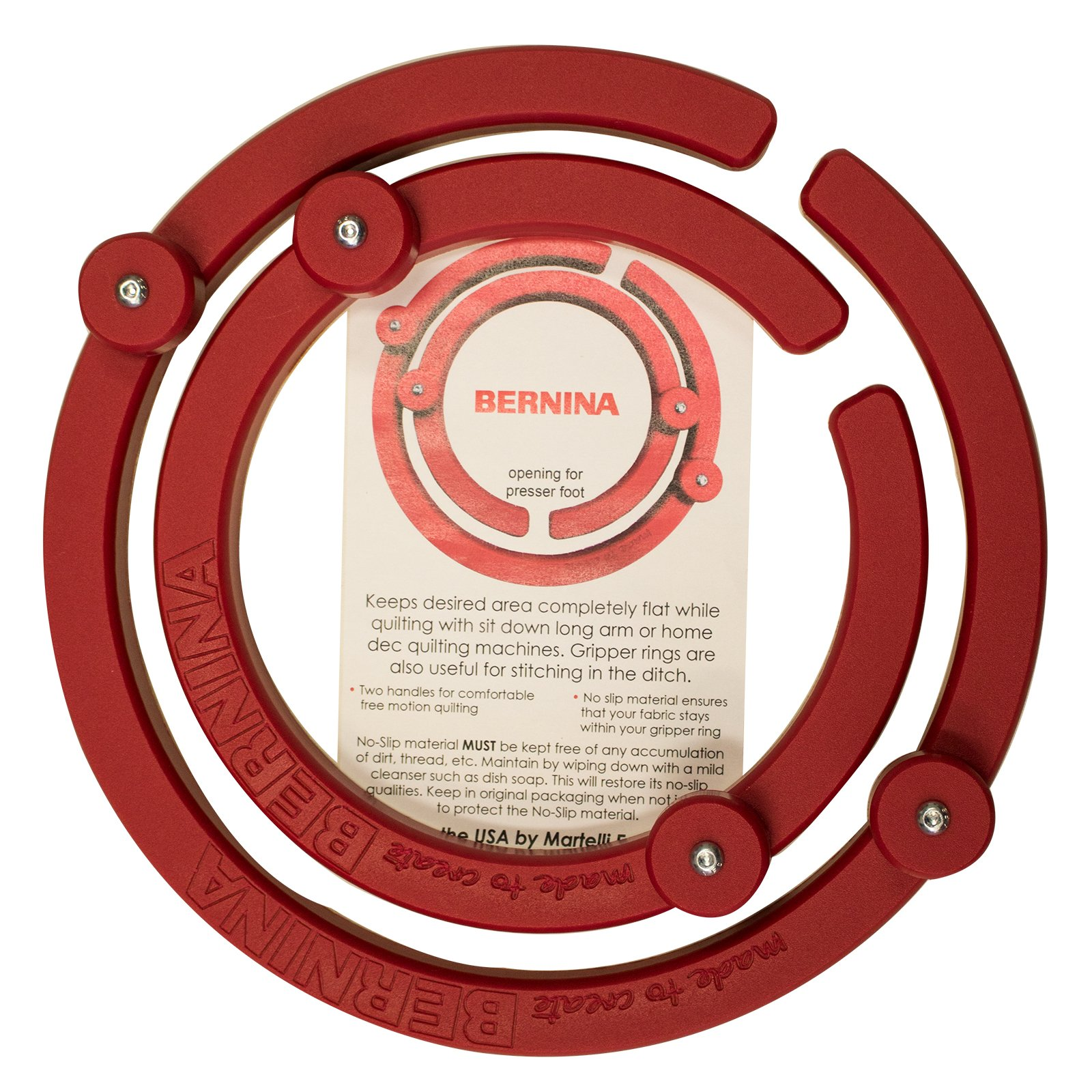 hight resolution of bernina gripper rings set of 2 8 and 11