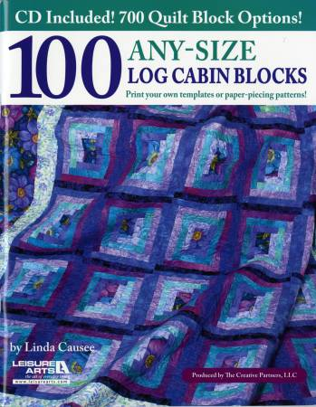 100 any size log
