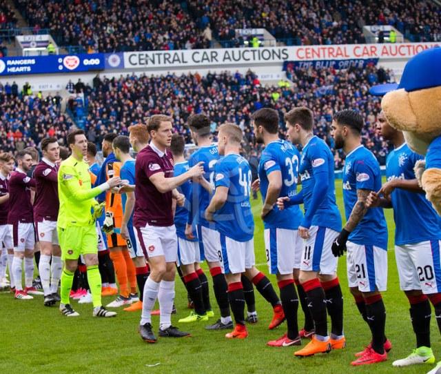 Rangers 2heart Of Midlothian 0