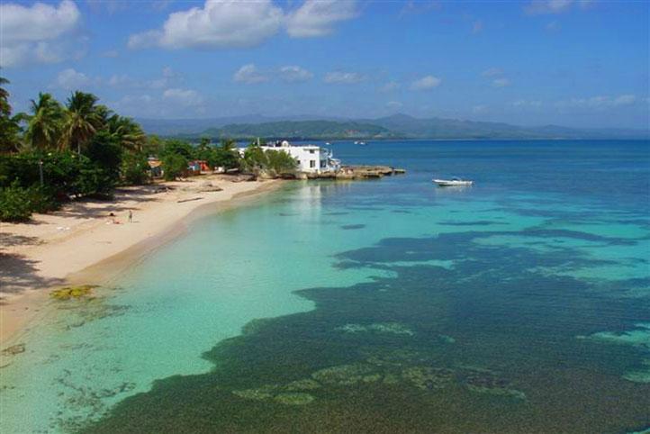 Beach Villa Dominican Republic