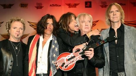 Aerosmith vine la Bucureşti  / FOTO: pennlive.com