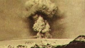 Eruţia din 1918 a vulcanului Katla