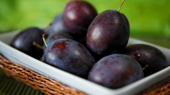 prunele: fructele vedeta ale toamnei