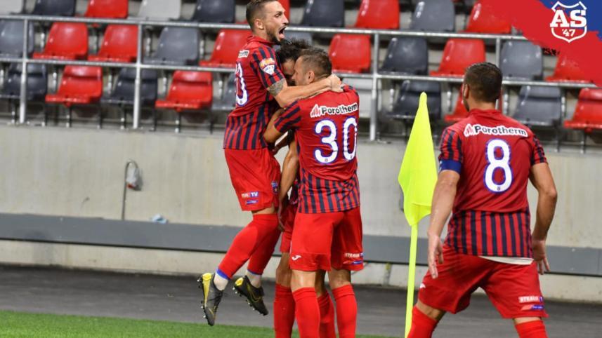Lovitură de proporții! Un fost jucător al FCSB-ului a semnat cu CSA Steaua