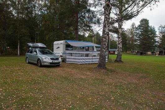 Sifferbo camping blev vår bas under sju dagar med många minnen att ta med hem.