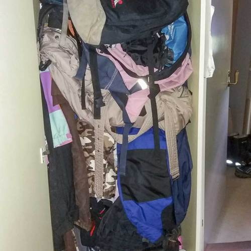 Garderob hallen