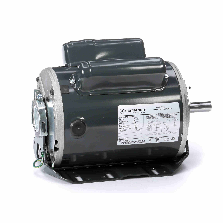 Electric Motors Wiring Schematic Ks63bxmc 1820 Motors