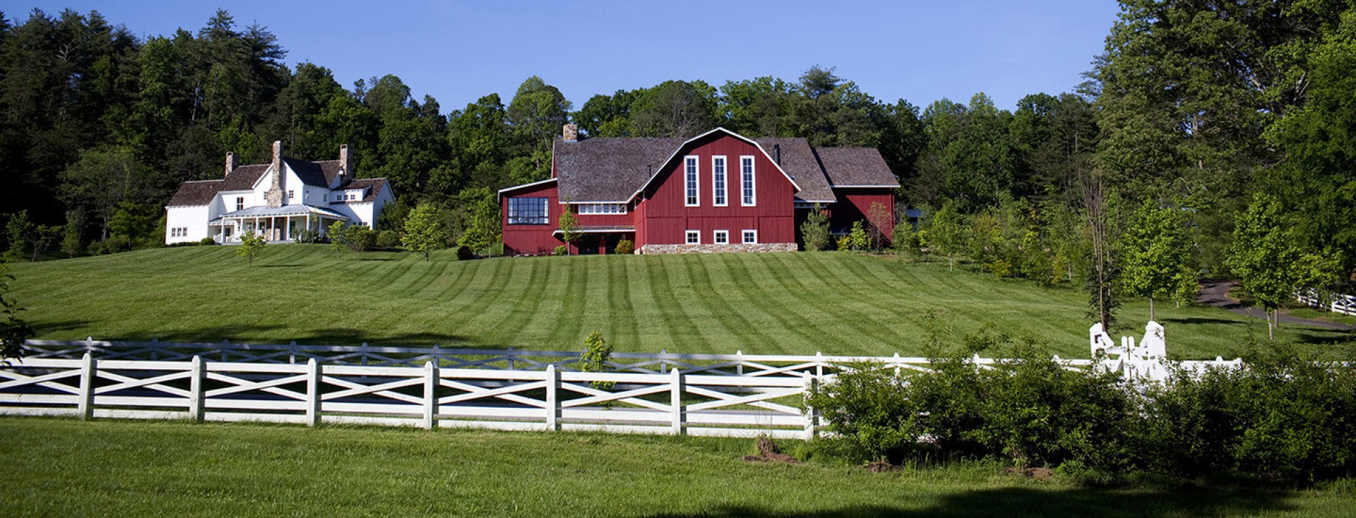 Blackberry Farm, Boutique Hotel And Gourmet Restaurant In