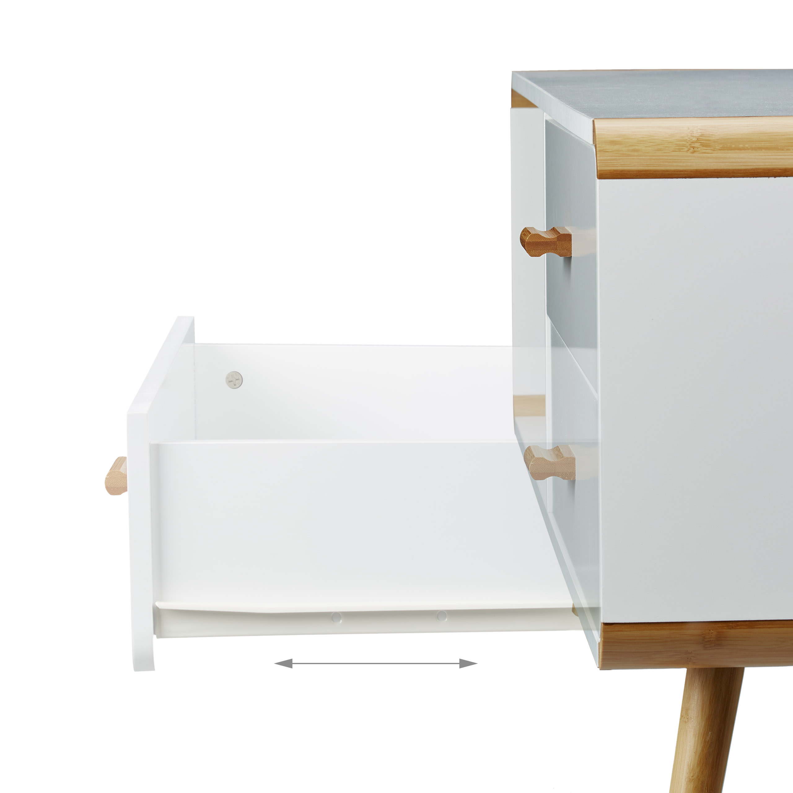 Flaches Sideboard