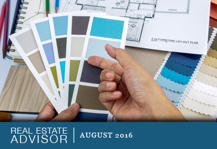 Real Estate Advisor: August 2016