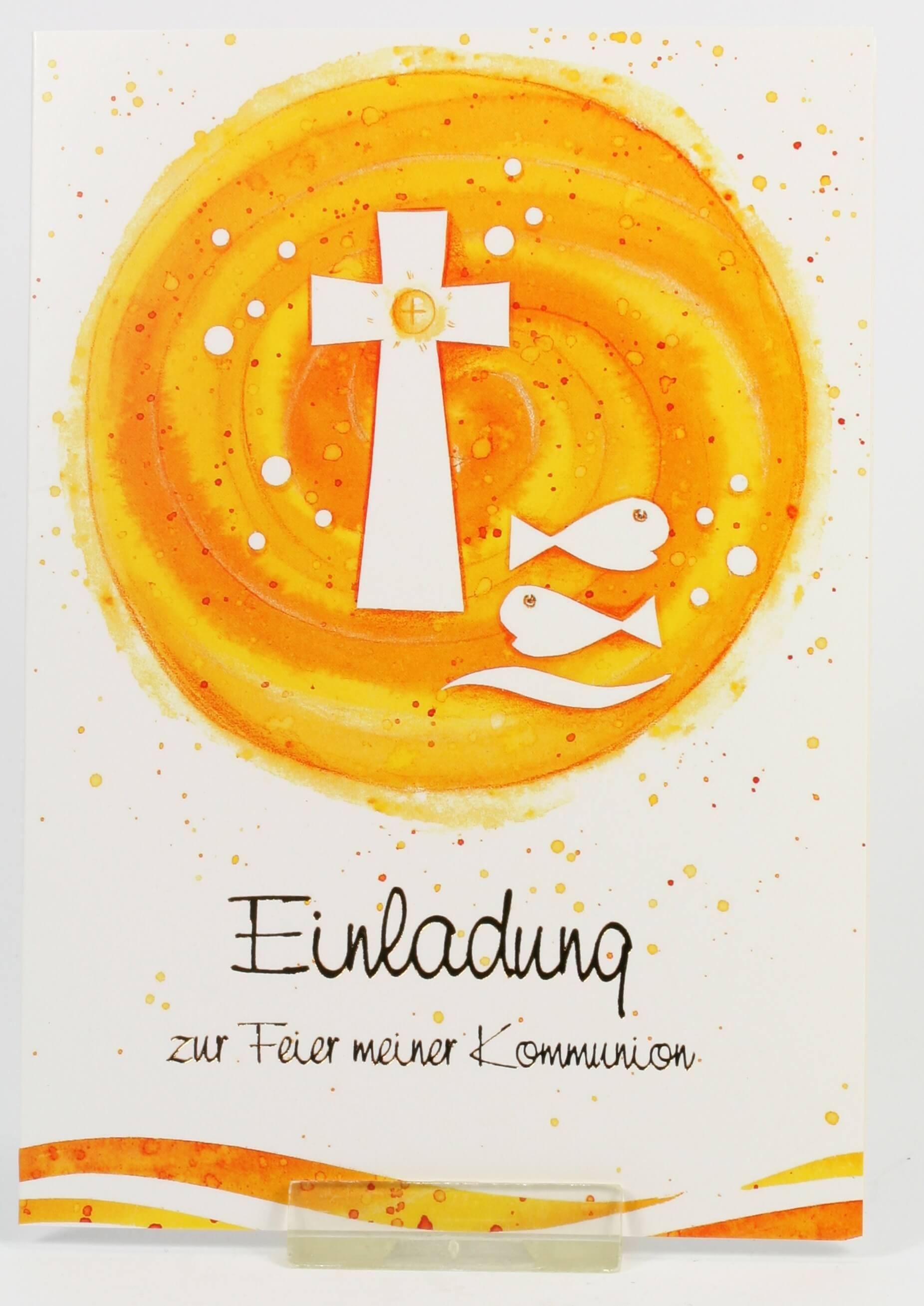 Einladungskarten Kommunion in groer Auswahl  Jetzt online bestellen