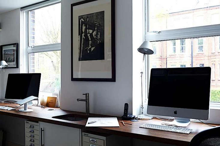 light your home office