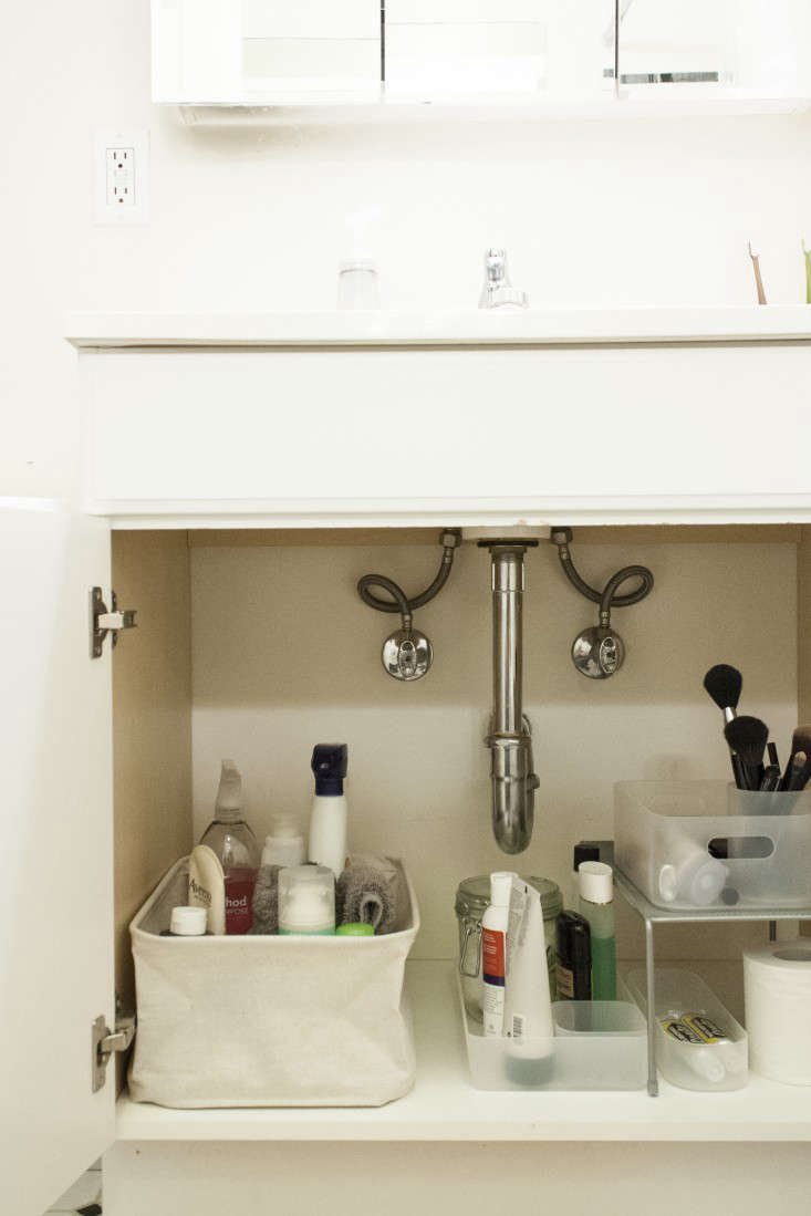 5 tips for under the sink organization