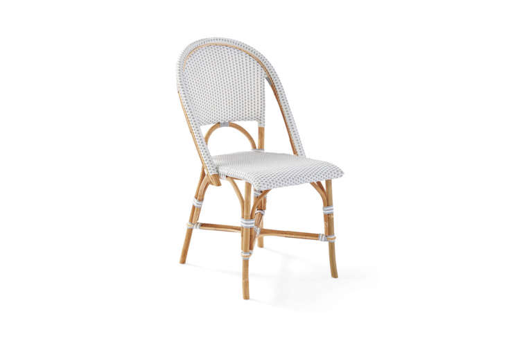 10 easy pieces french rattan bistro chairs