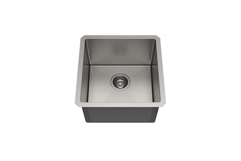 10 easy pieces undermount bar sinks