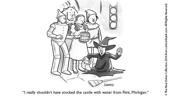 February 2016 Cartoons