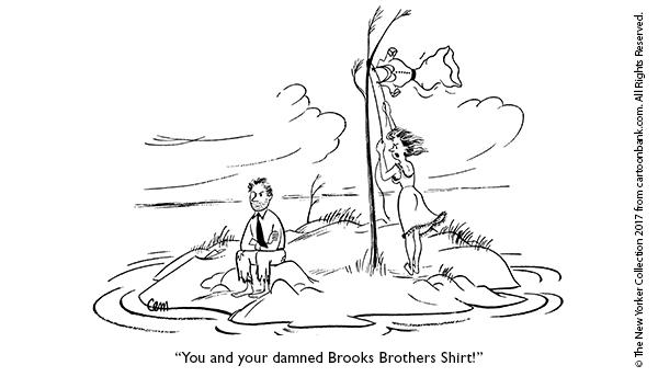 August 2017 Cartoons
