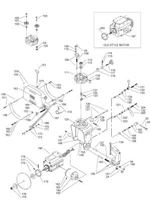 Delta 33890Type1 Parts List | Delta 33890Type1 Repair Parts | OEM Parts with Schematic Diagram