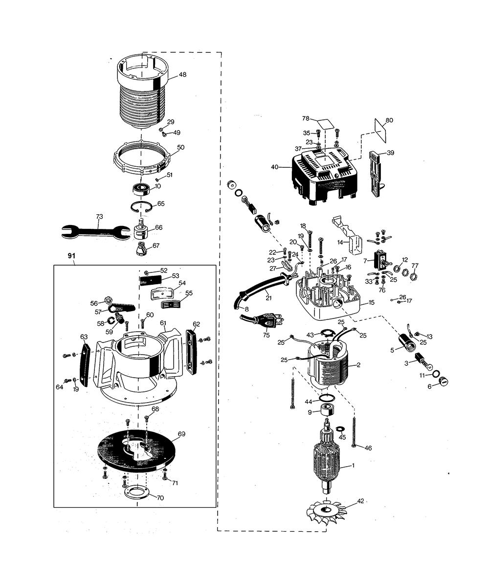 Dewalt Radio Schematic GE Radio Schematic ~ Elsavadorla