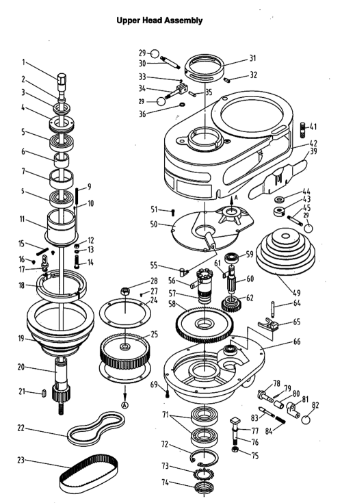 small resolution of jet 690285 parts schematic