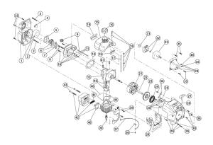 Ryobi 775R (41ED775A034) Parts List   Ryobi 775R