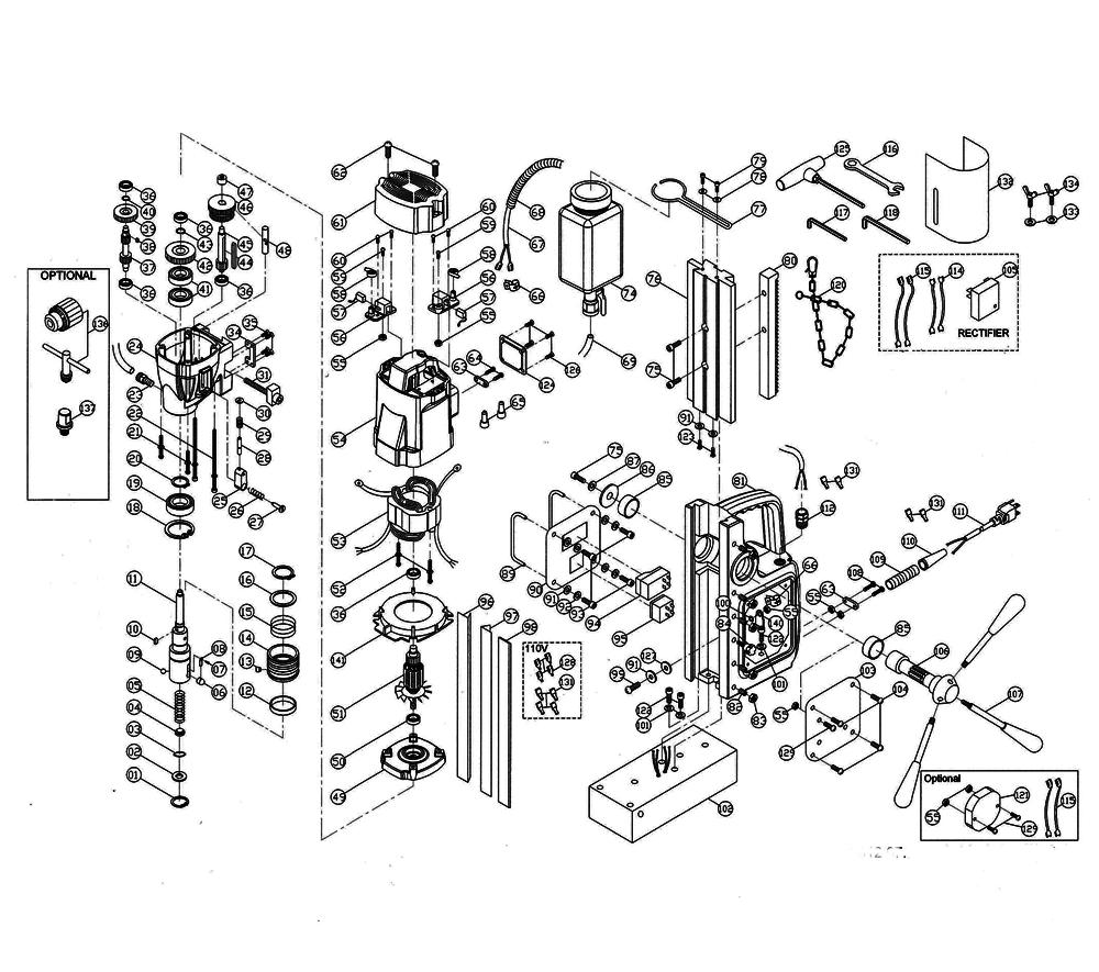 Arbor Press Schematic Drill Press Schematic ~ Elsavadorla