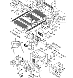 hitachi c10ra2e3 parts schematic [ 1000 x 1266 Pixel ]