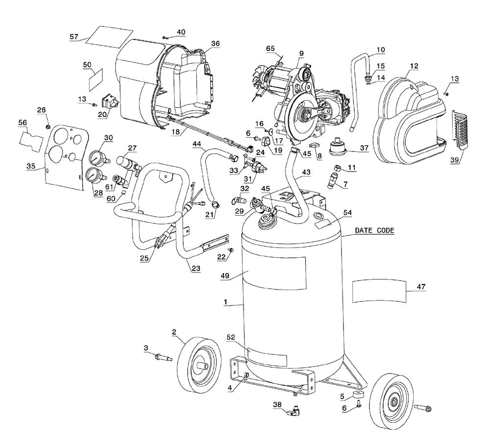 [DIAGRAM] De Walt Airpressor Wiring Diagram FULL Version