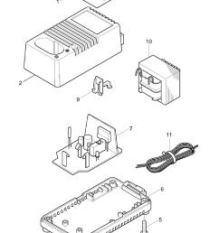 makita dc1290a parts schematic [ 1000 x 1255 Pixel ]