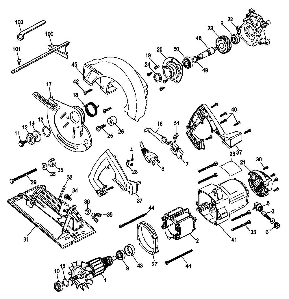 Parts: Dewalt Parts