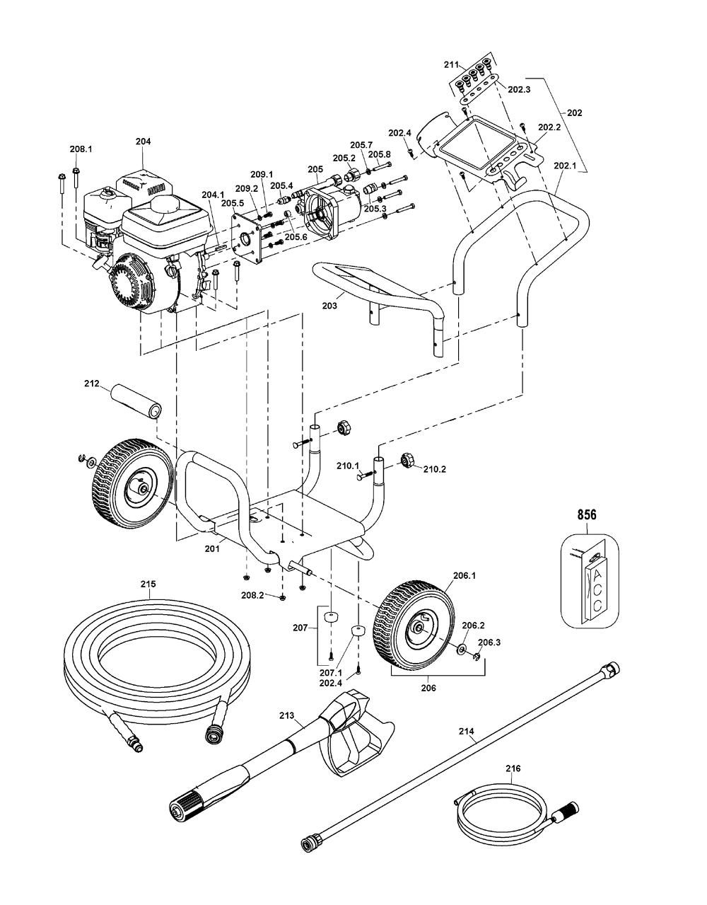 Stihl 042 Chainsaw Parts Diagram, Stihl, Free Engine Image