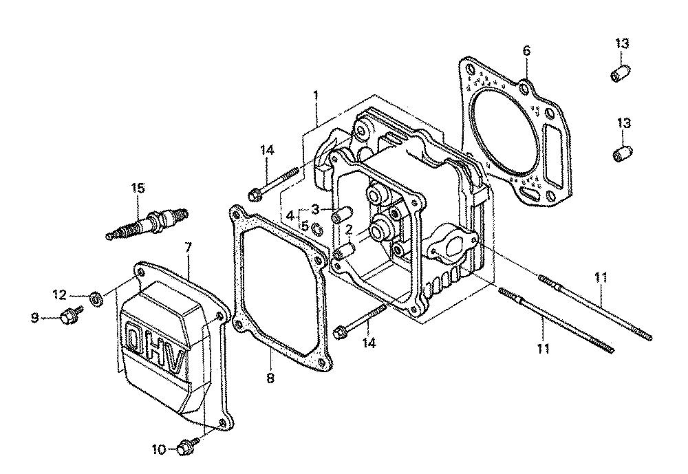 Honda Parts List