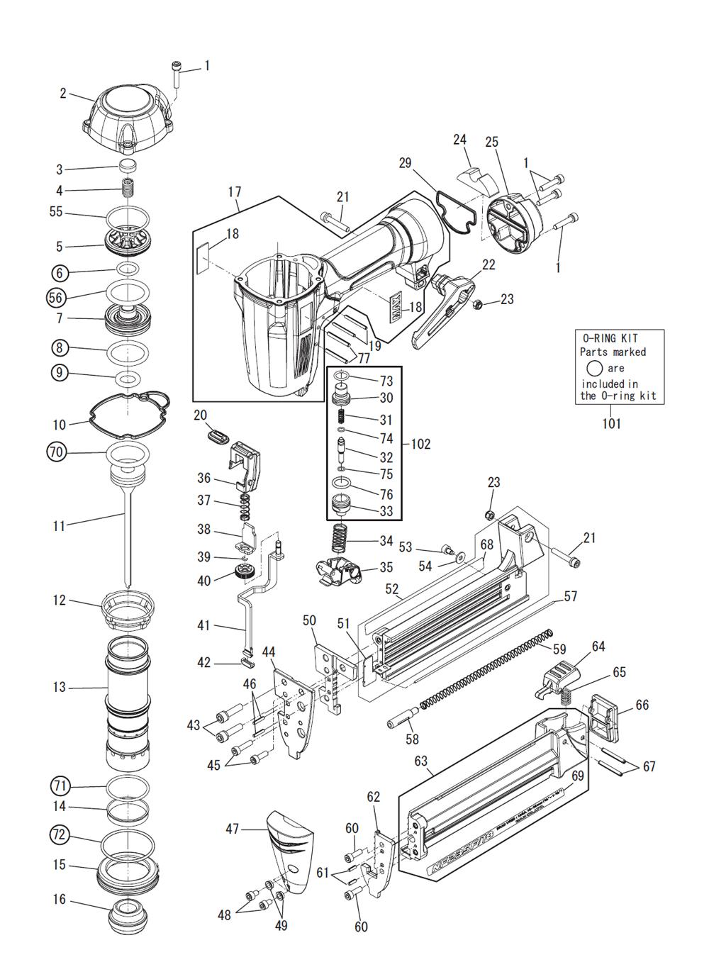 [DIAGRAM] Nikkor 18 105mm Service Diagram FULL Version HD