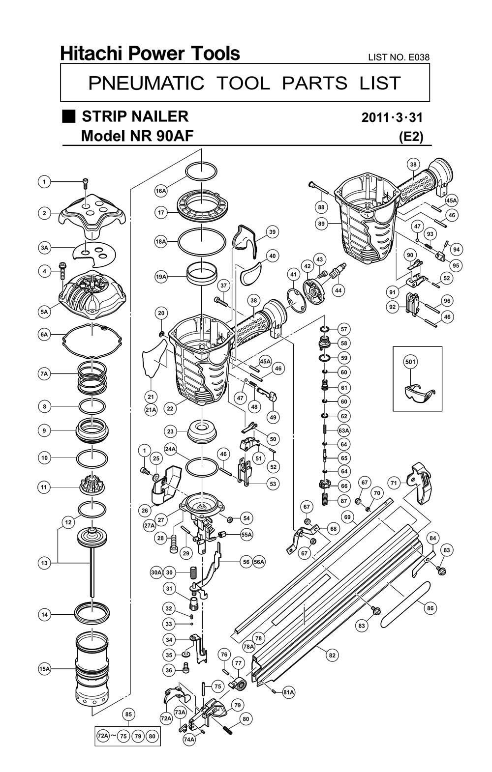 Hilti Te72 Wiring Diagram Powder Actuated Tools Diagrams Zx7r Free Universal Engine Te 70 72