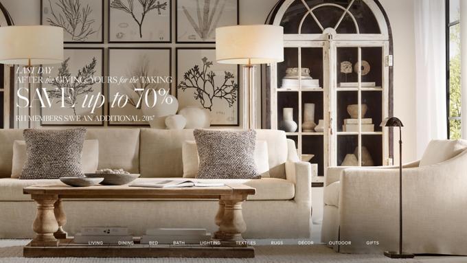 restoration hardware beanbag chair king hickory henson 1 2 rh homepage
