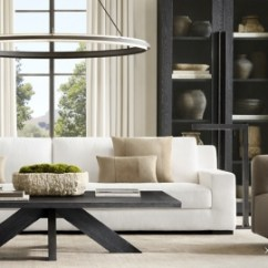 Restoration Hardware Living Room Marble Flooring Ideas Rh Modern Homepage Explore The X Base Collection