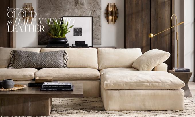 italia sofa rh nolana dimensions homepage