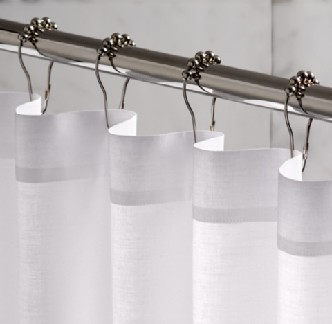 Shower Curtain Rings Set Of 12