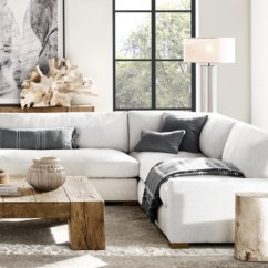 Rh Leather Sofa Reviews Industrial Style Restoration Hardware Sectional Pee Cloud Modular ...