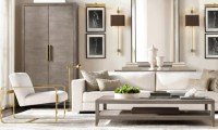 Restoration Hardware Living Room Ideas