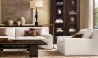 restoration hardware living room ideas | www ...